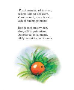 Zvedavé slniečko básnička