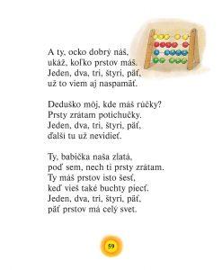 Zvedavé slniečko básnička počítadlo